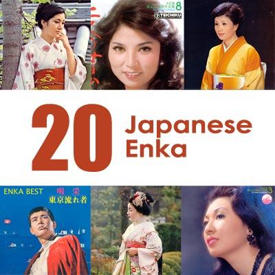 20 Japanese Enka