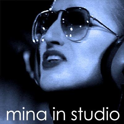 Mina In Studio