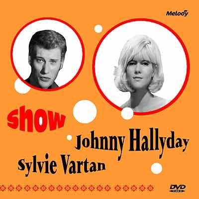 J. Hallyday & S. Vartan Show