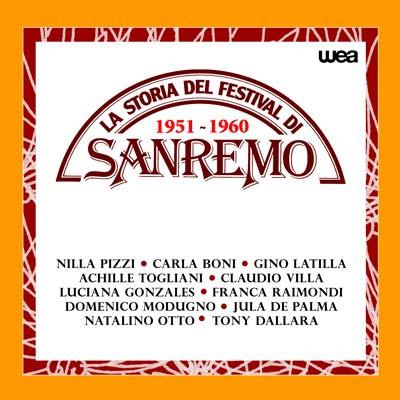 La Storia del Festival di Sanremo 1951-1960