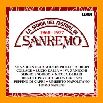 La Storia del Festival di Sanremo 1968-1977