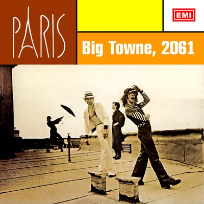 Big Towne, 2061