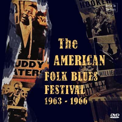The American Folk Blues Festival 1963-66