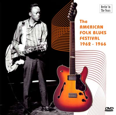 The American Folk Blues Festival 1962-66