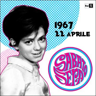 Sabato Sera: 22 Aprile 1967