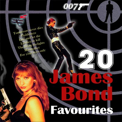 20 James Bond Favourites