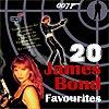 20 James Bond Favourites